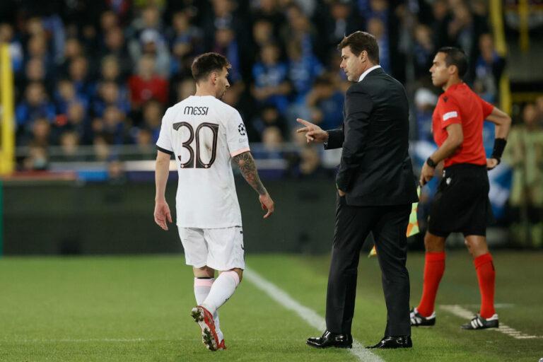 Pochettino: Messi fit für Champions-League-Kracher gegen Manchester City