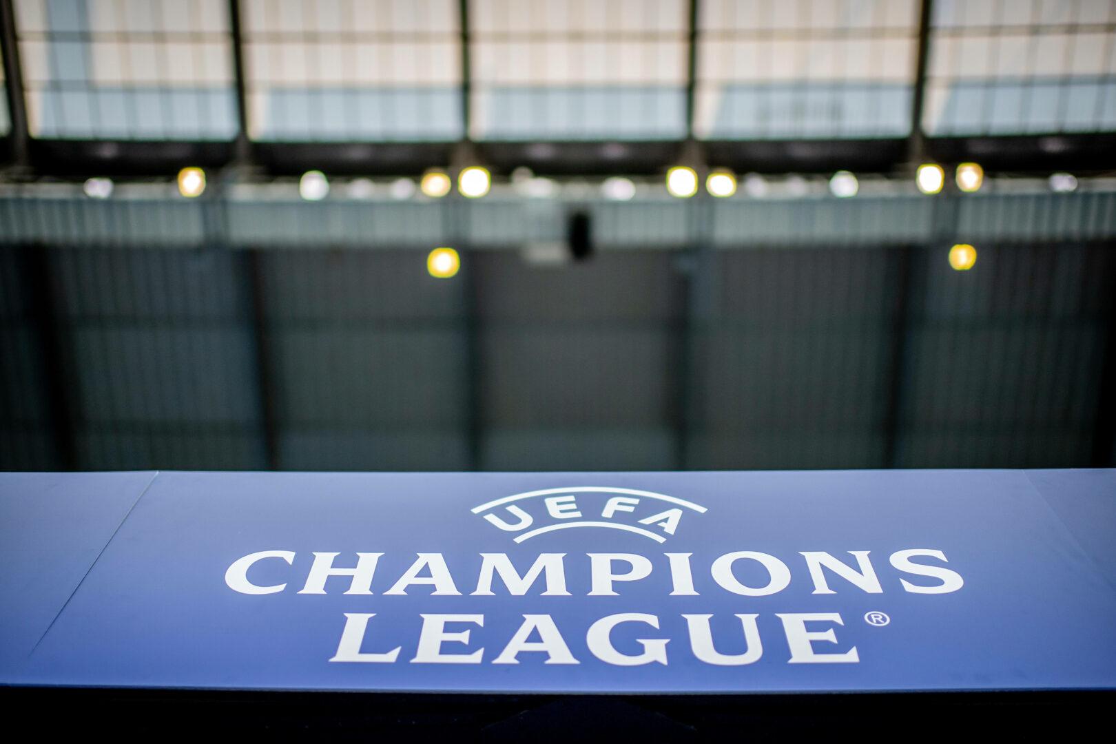 Das Logo der UEFA Champions League
