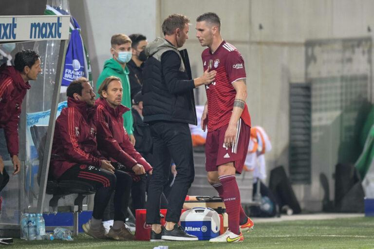 "Bayern | Nagelsmann: Sorgenkind Süle ""nimmt gute Entwicklung"""