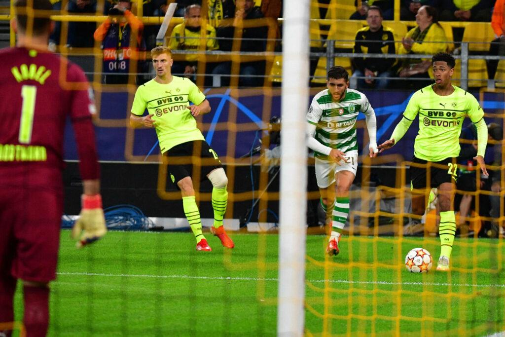 Champions League: BVB muss kämpfen gegen Sporting