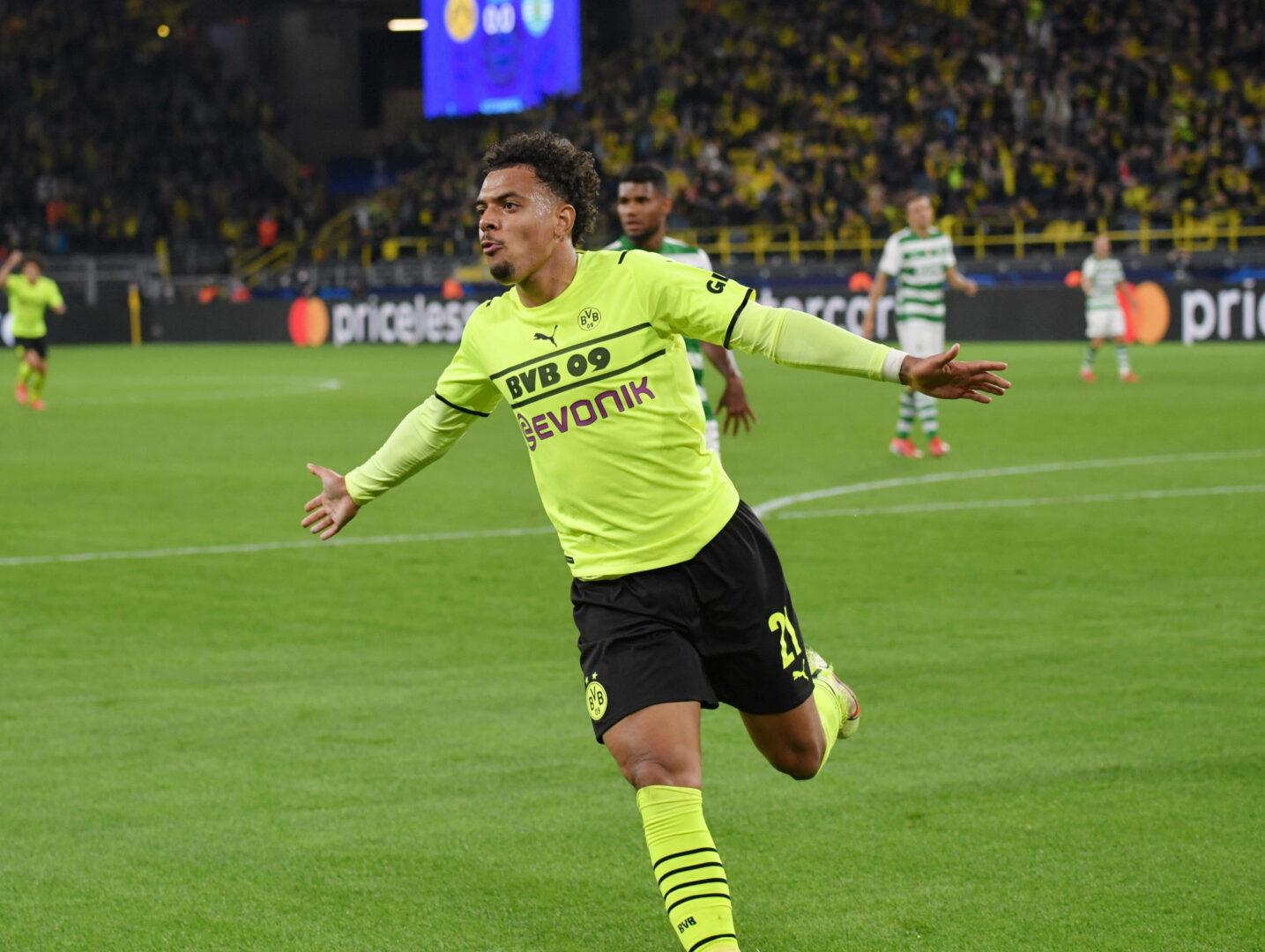 BVB siegt gegen Sporting - Malen jubelt