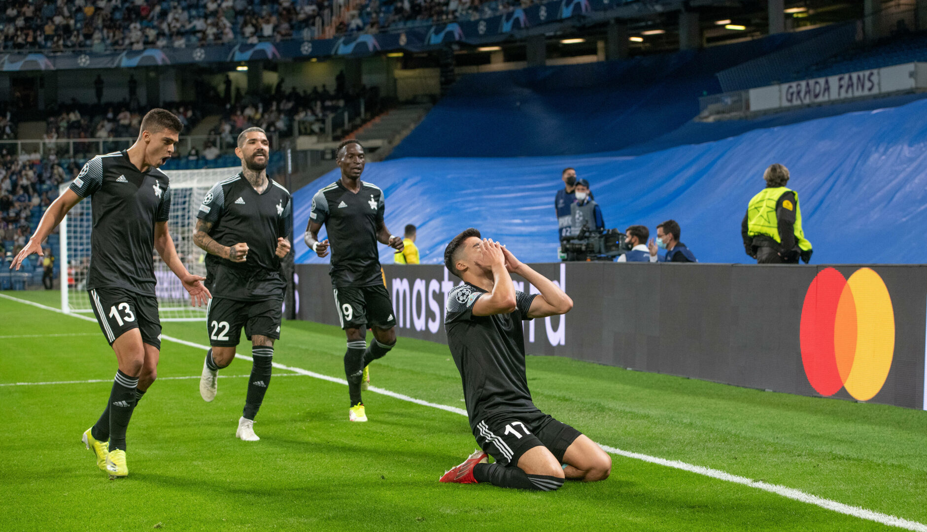 Champions League: Sheriff schlägt Real!