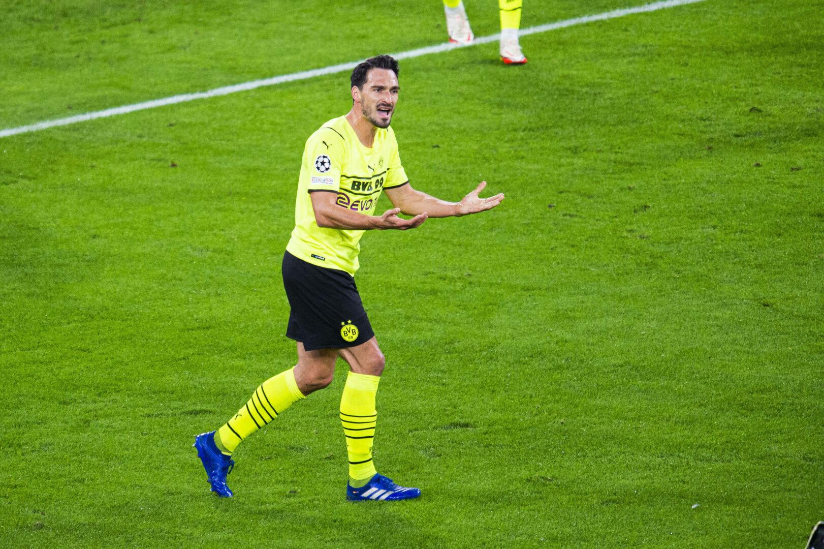 Hummels und BVB schlagen Sporting mit 1:0