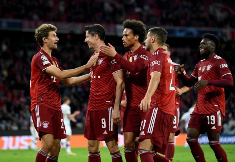 "Champions League | ""You have to score, Bro!"" – Die Stimmen zu FC Bayern-Kiev"