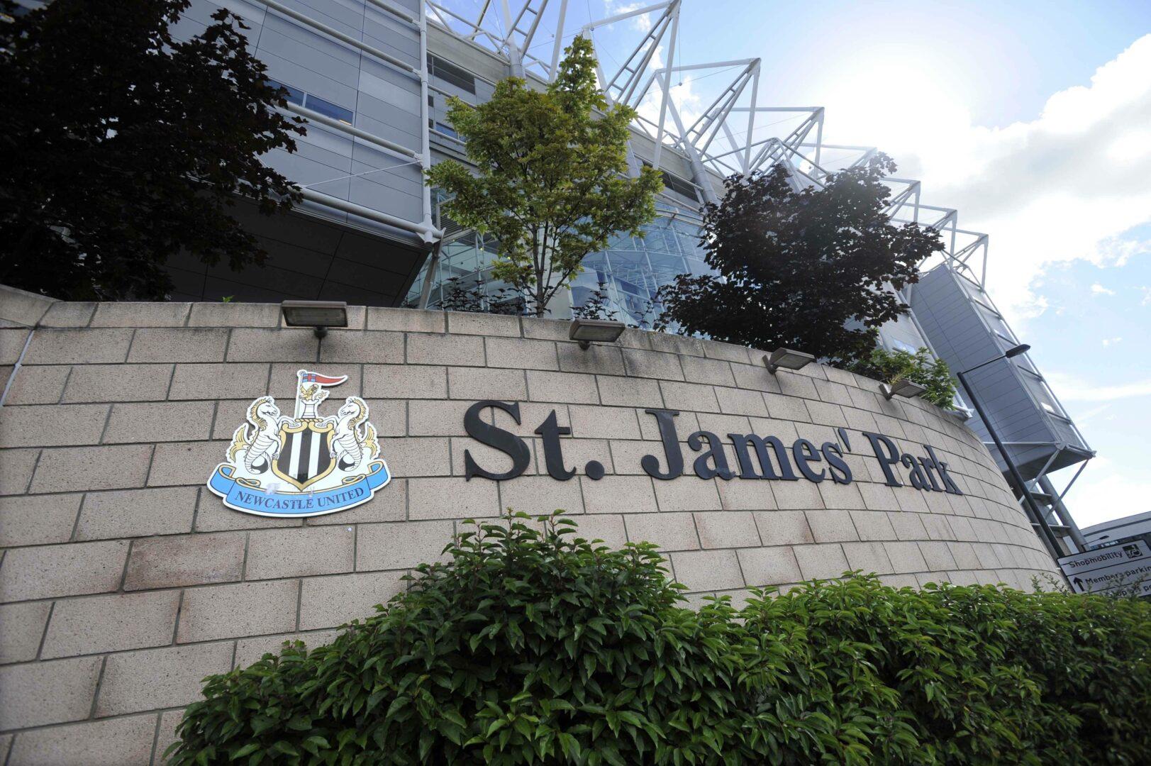 St. James Park Newcastle United