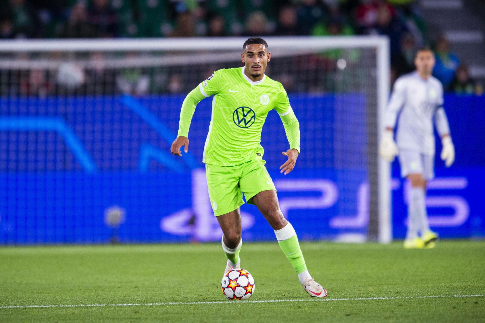 Maxence Lacroix VfL Wolfsburg