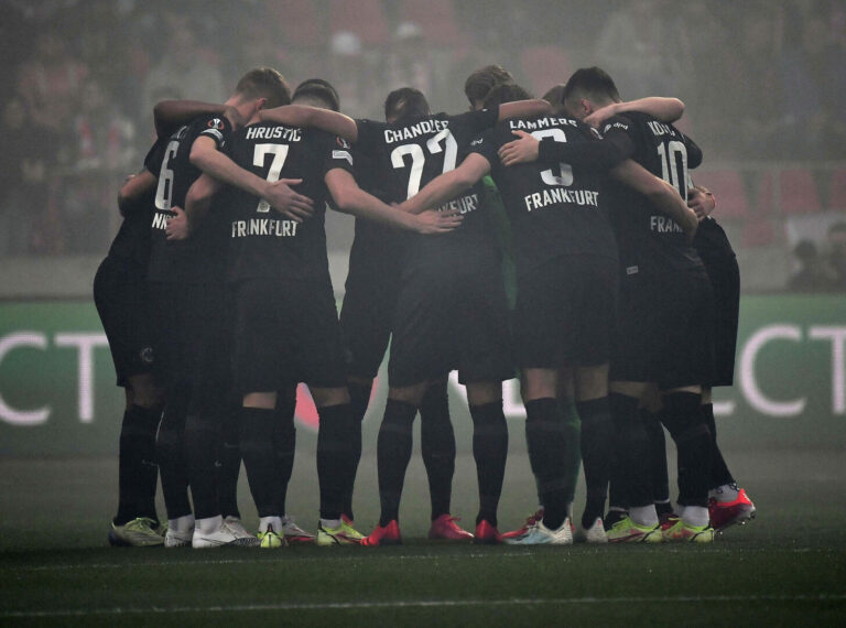 Europa League: Frankfurt mit Last-Minute-Sieg, Topklubs wie Leicester patzen