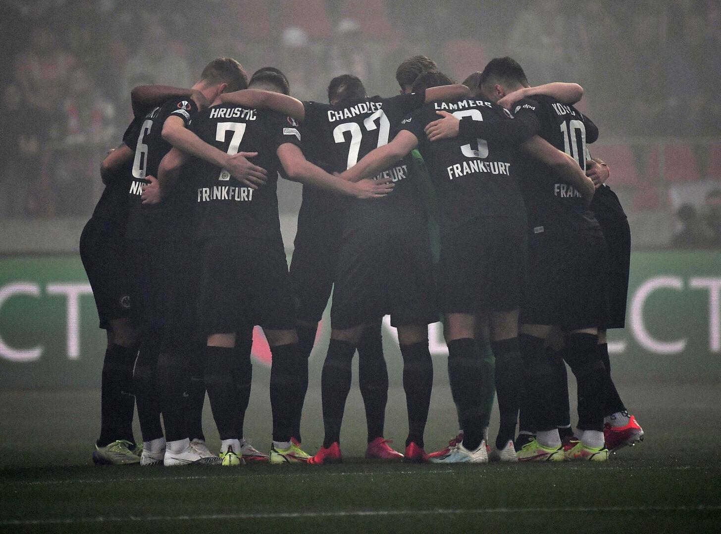 Europa League: Wichtiger Sieg für Frankfurt