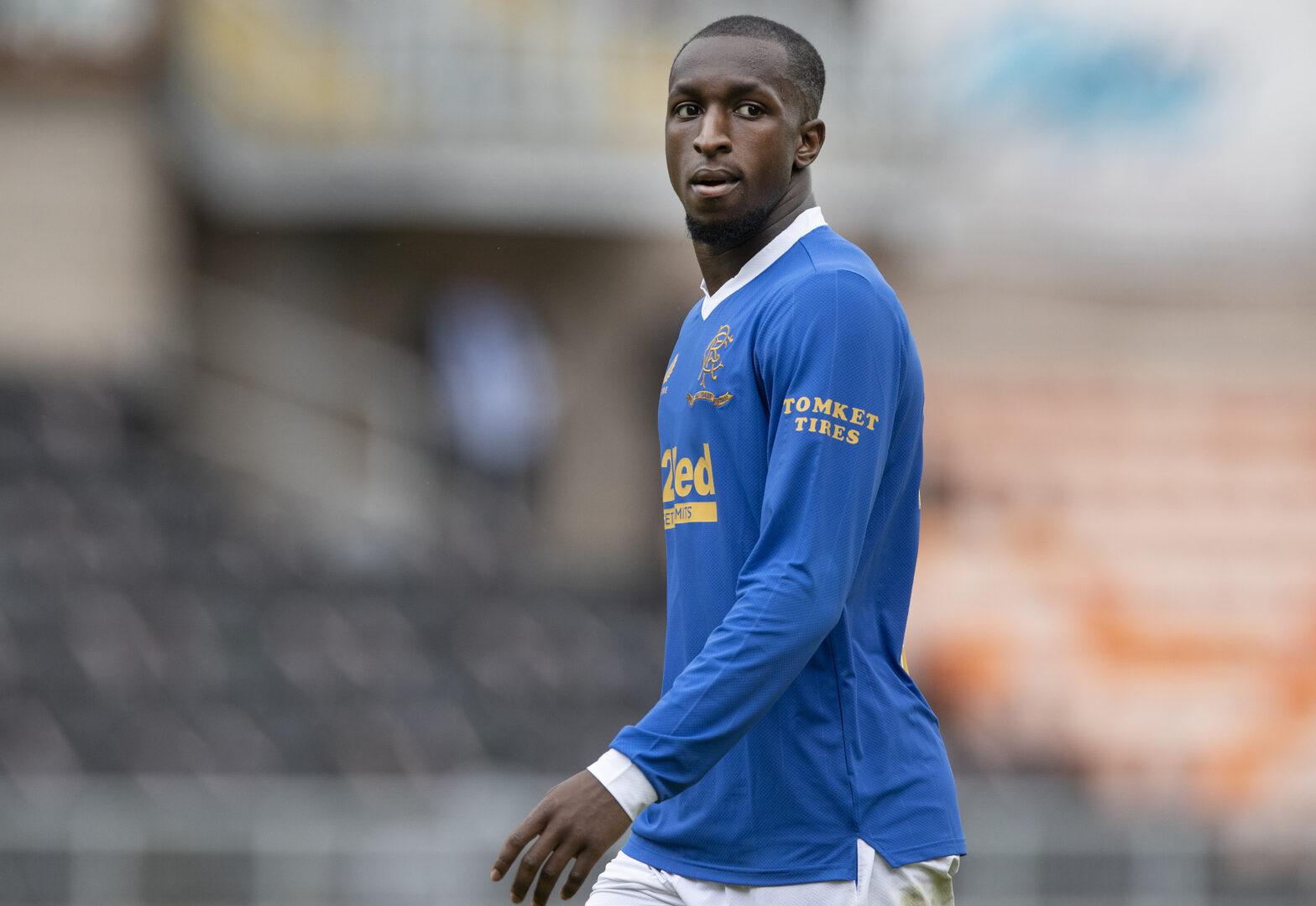 Glen Kamara von den Glasgow Rangers