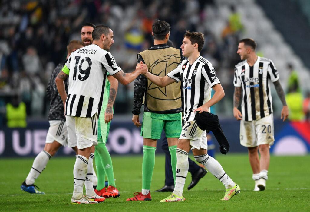 Juventus bringt sich in Stimmung für das Derby gegen Torino