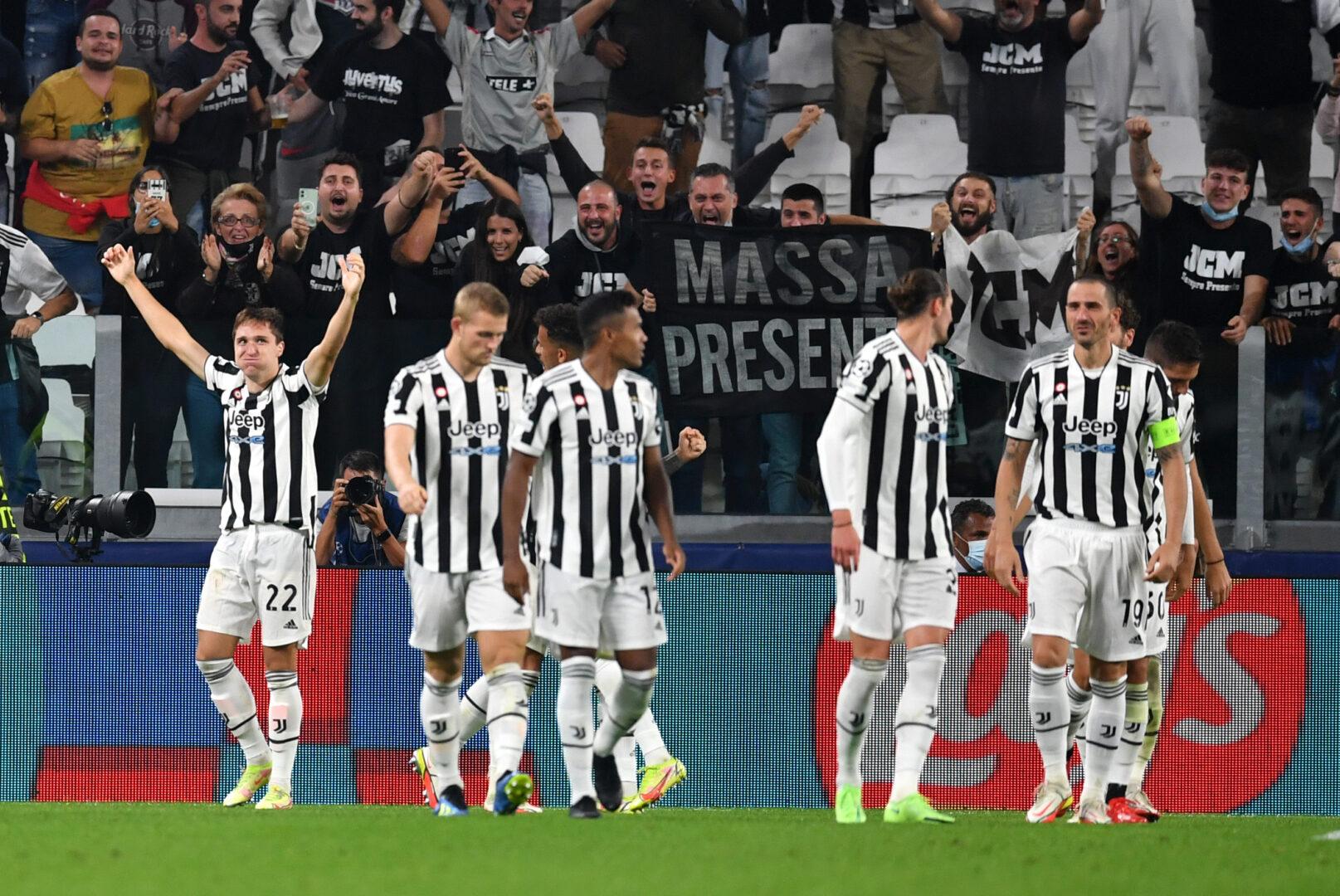 Juventus feiert - auch gegen Torino?