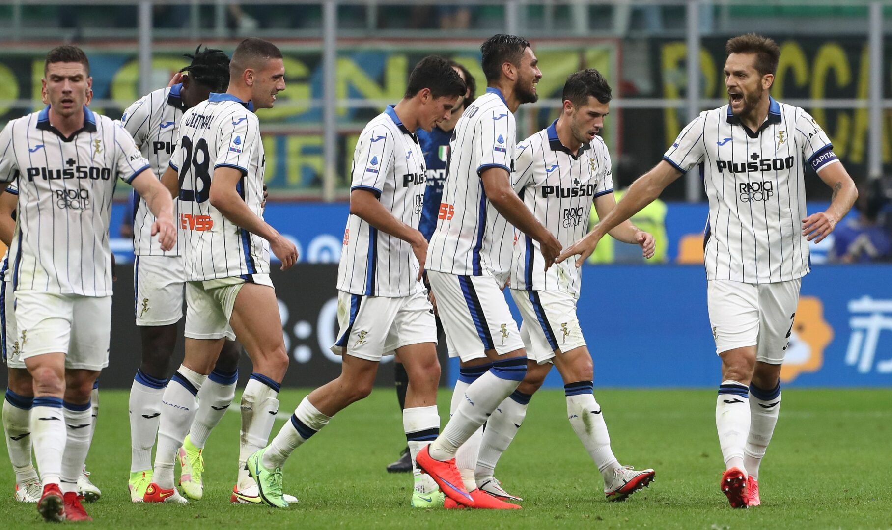 Atalanta jubelt - auch gegen Milan?