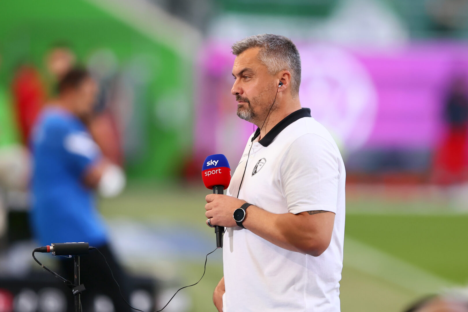 Bochum Trainer Reis