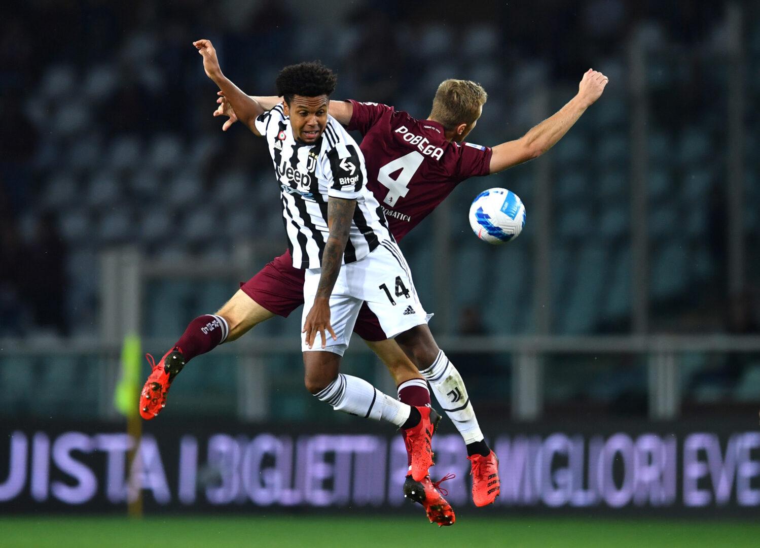 Juventus gegen Torino