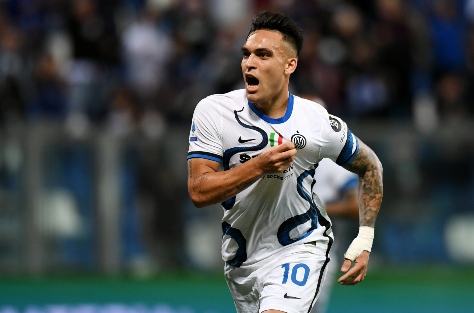 Inter gegen Sassuolo