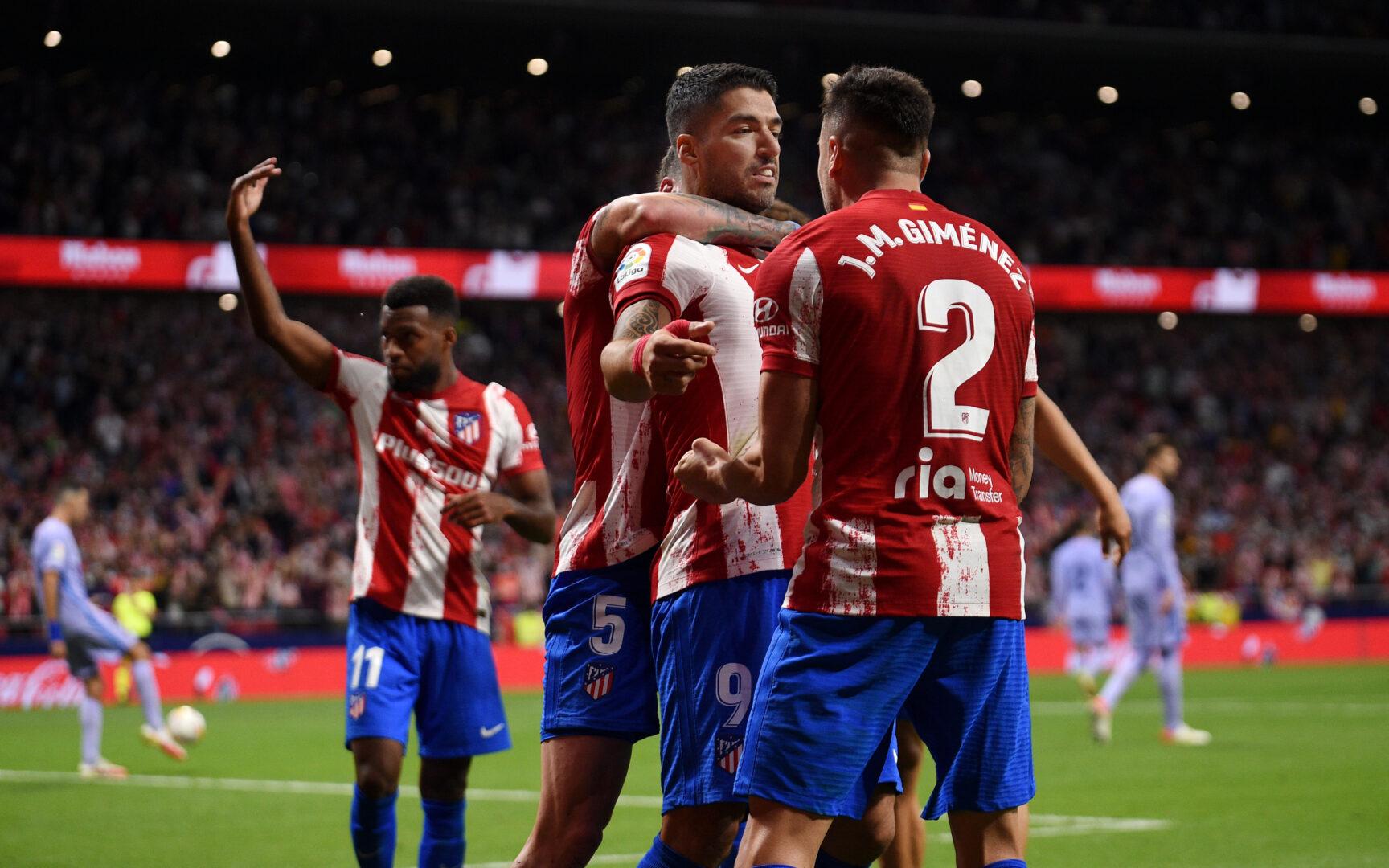 Atletico jubelt gegen Barcelona