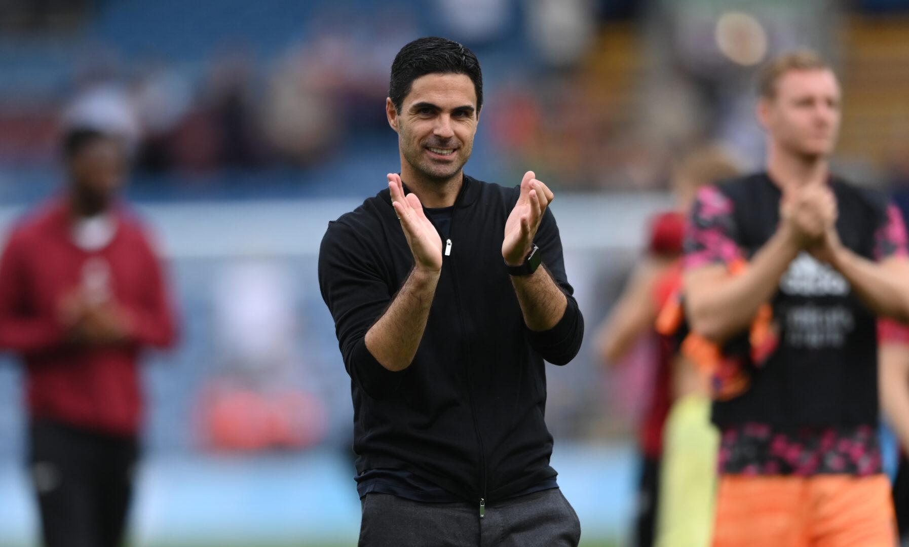 Arsenal-Coach Mikel Arteta