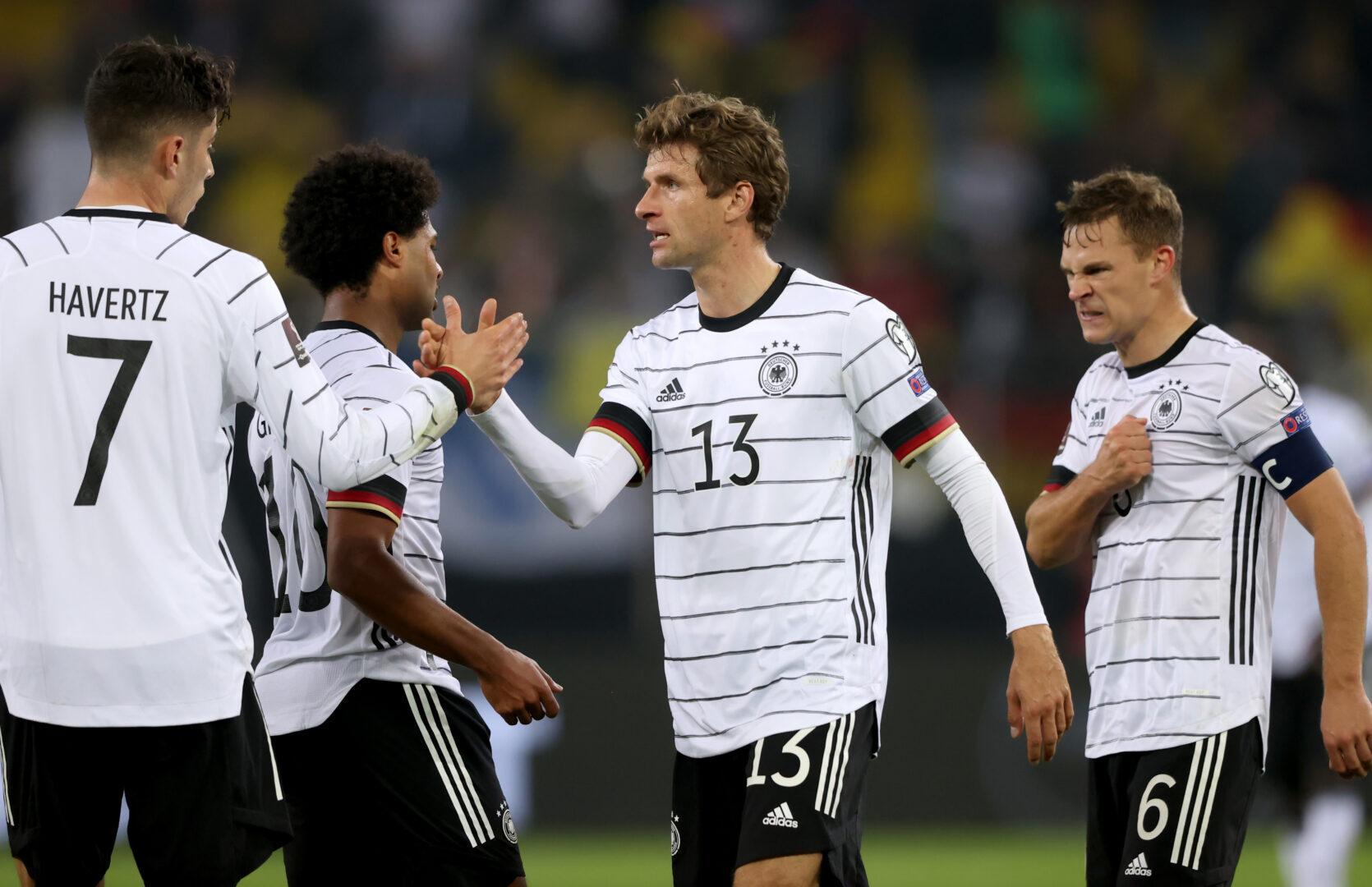 Deutschland siegt, Flick spricht