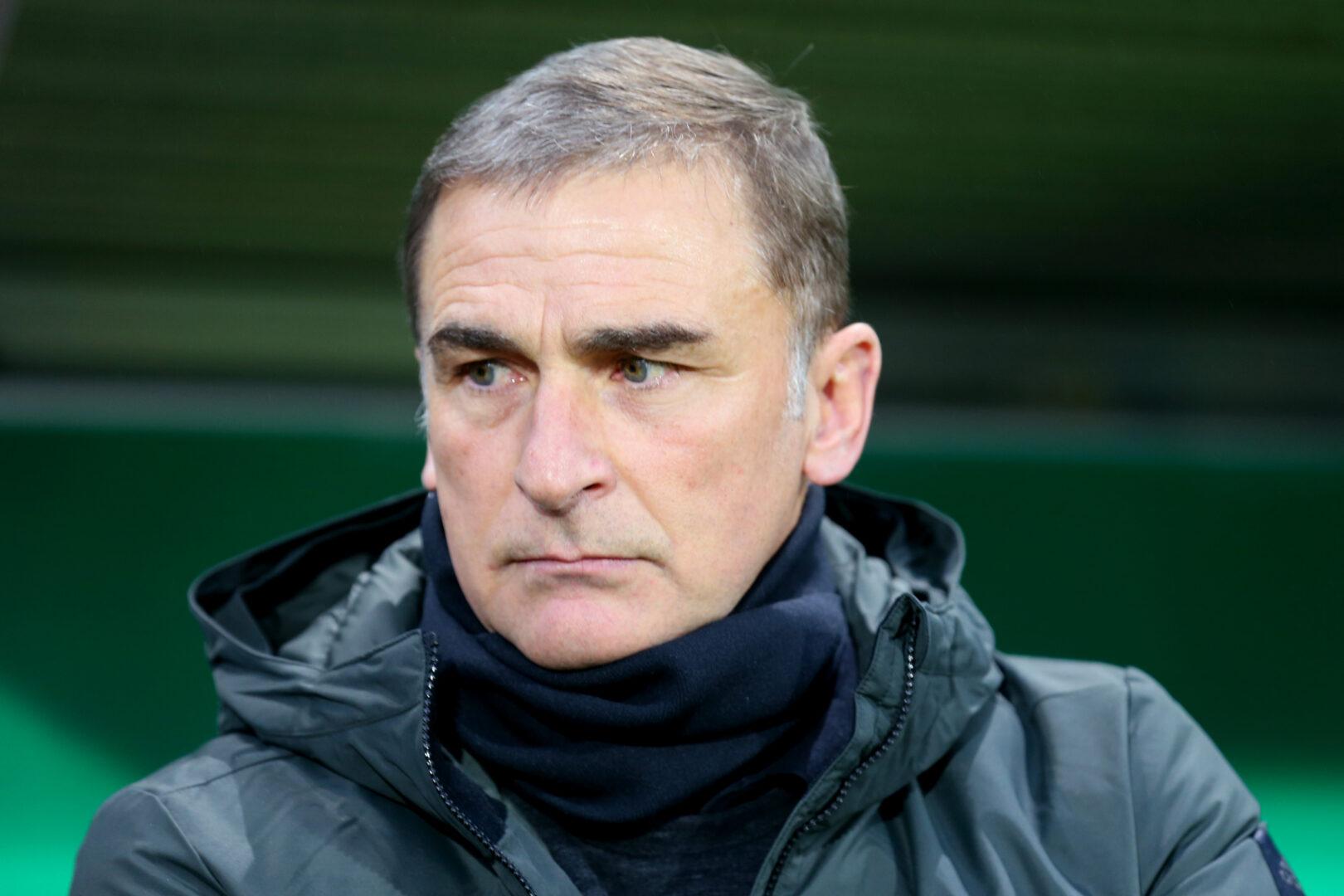 Stefan Kuntz feierte gestern seine Premiere als türkischer Nationaltrainer.