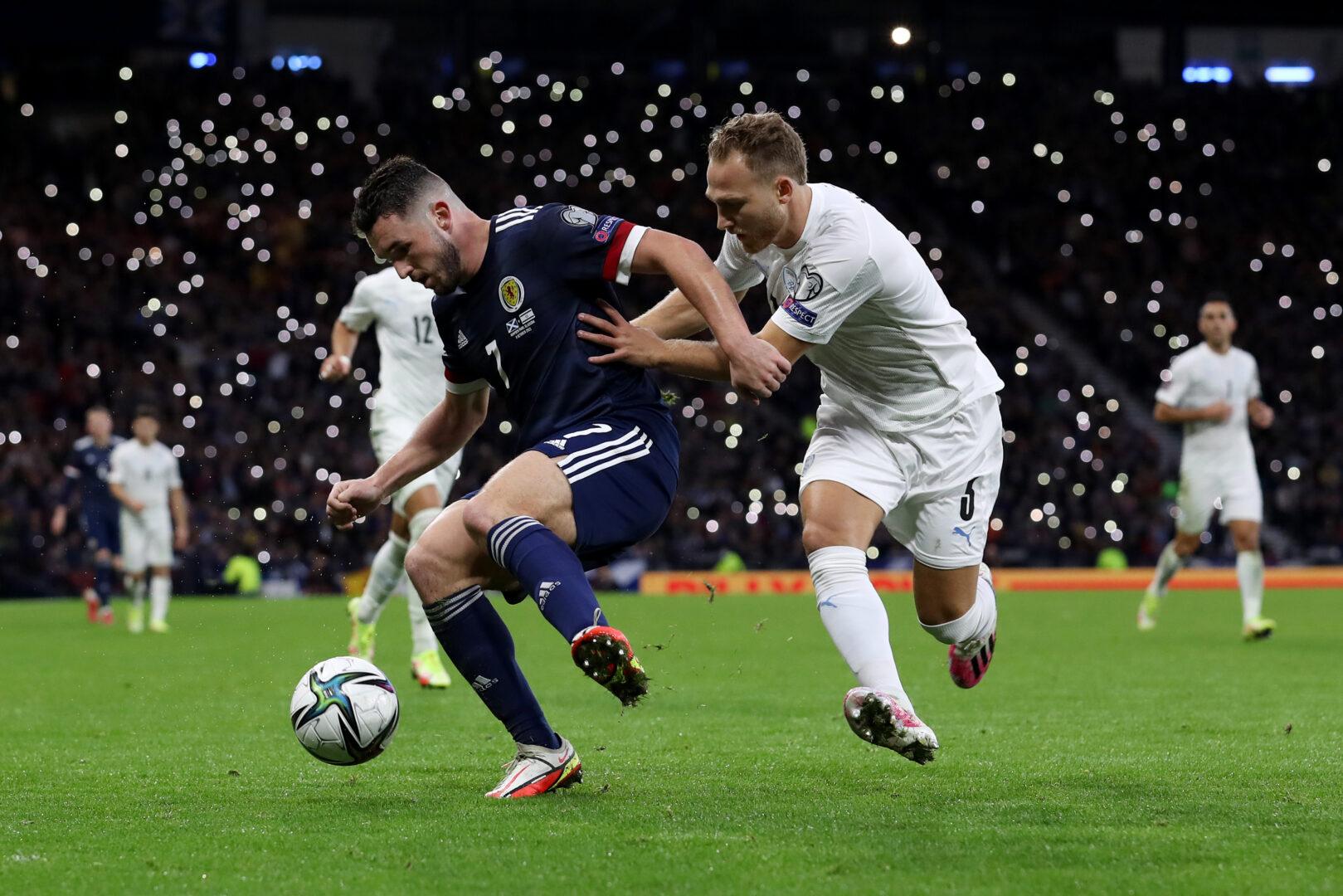 WM-Qualifikation: Schottland patzt zuhause gegen Israel
