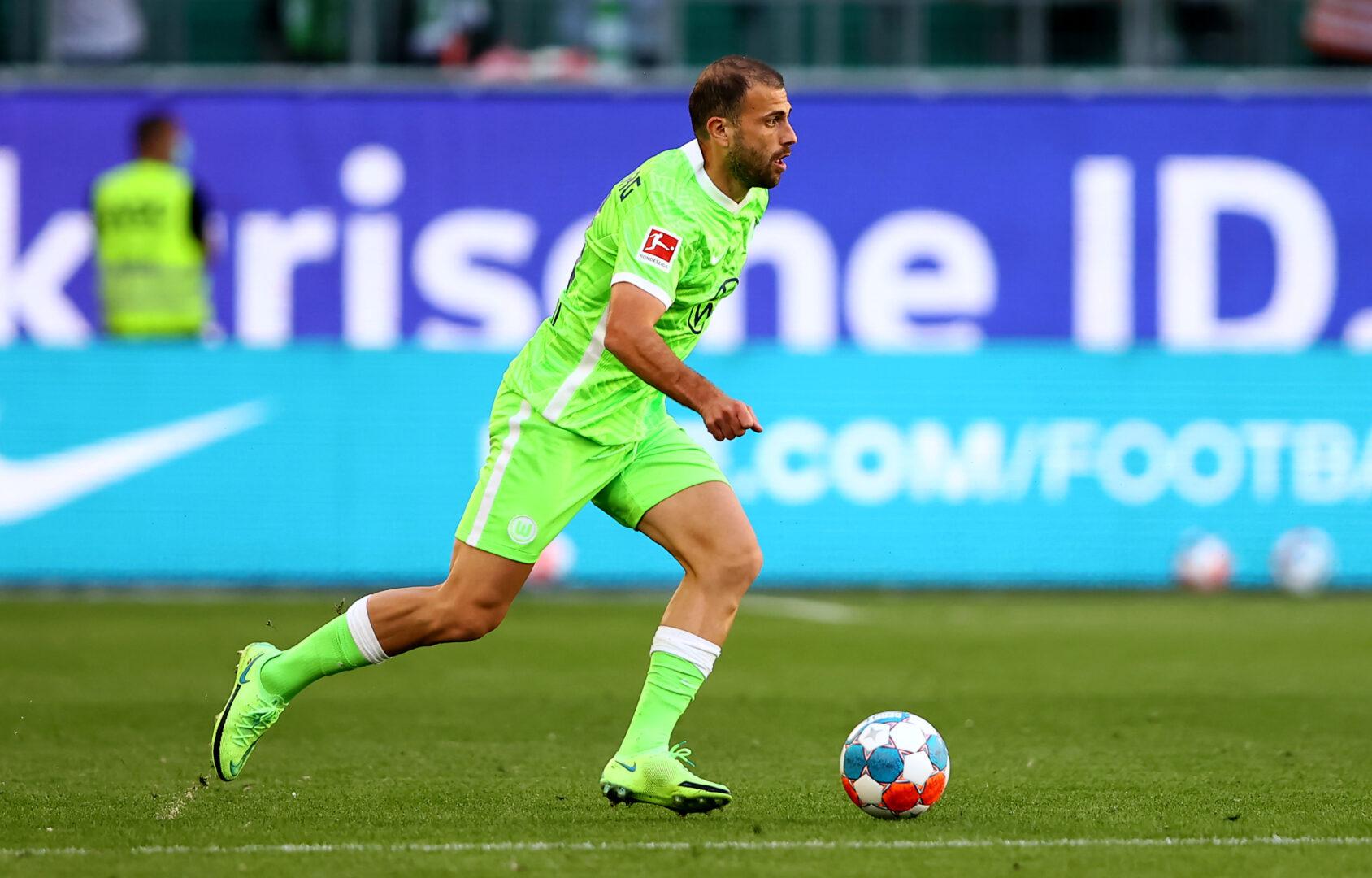 Wolfsburg: Admir Mehmed darf den Klub verlassen