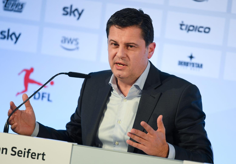 DFL-Boss Seifert