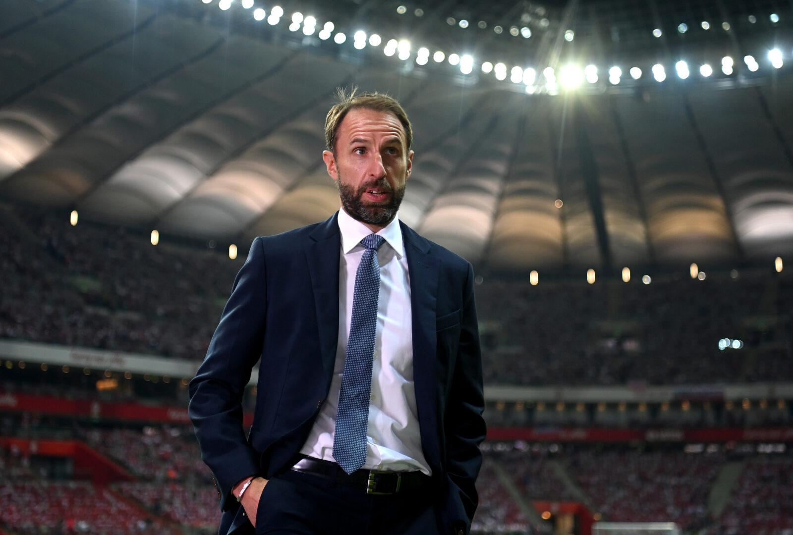 Southgate, englischer Nationaltrainer
