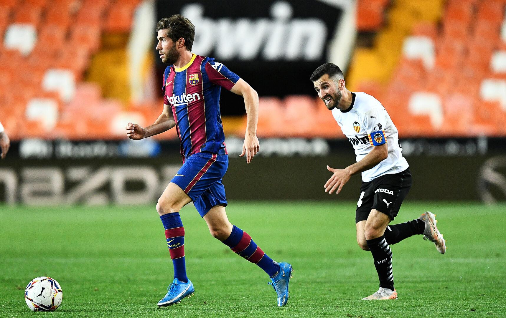 Jose Gaya: Interesse des FC Barcelona