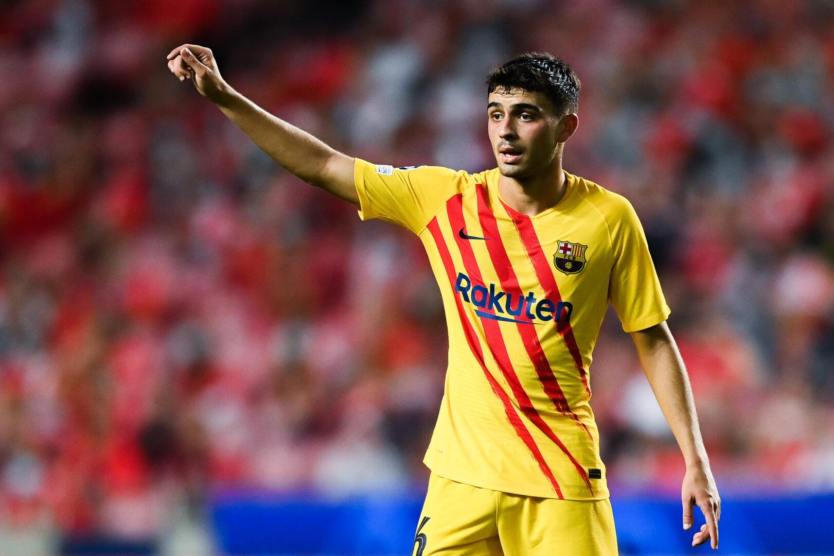Pedri FC Barcelona