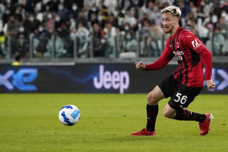AC Milan: Offensivspieler Saelemaekers verlängert langfristig
