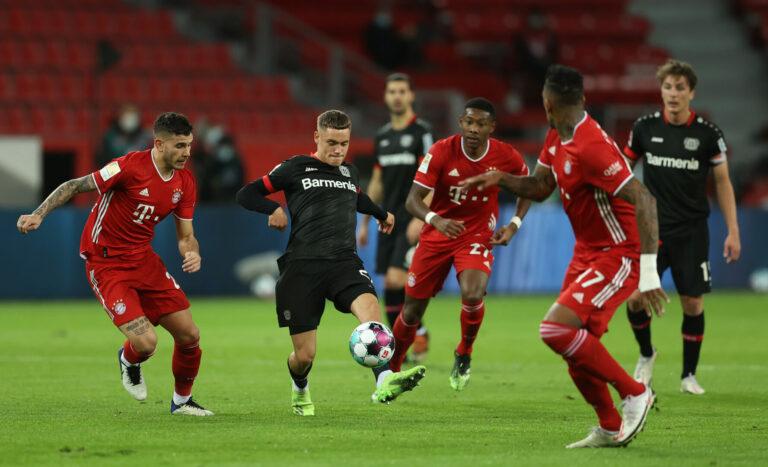 Leverkusen vs. Bayern: Spitzenspiel mit Spektakelpotential