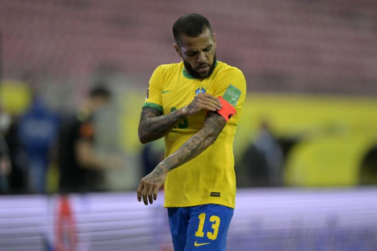 """Alves über mögliche Barcelona-Rückkehr: """"Einziger Ort auf der Welt, an dem ich ein Zuhause habe"""""""
