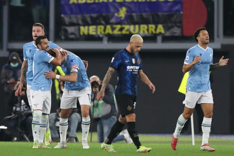 Lazio dreht das Spiel und schlägt Meister Inter!