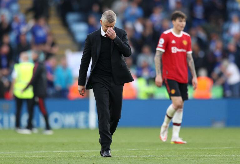 Trotz Krise: Solskjaer bleibt Trainer von Manchester United