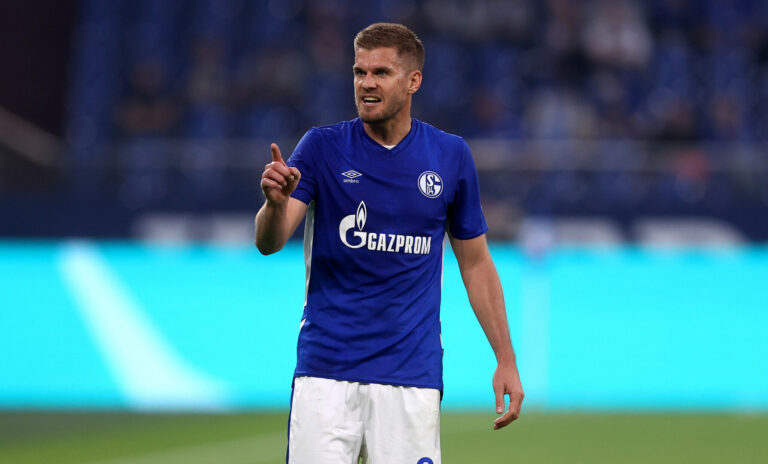 Bleibt Terodde bei Schalke? Rouven Schröder zeigt sich zuversichtlich