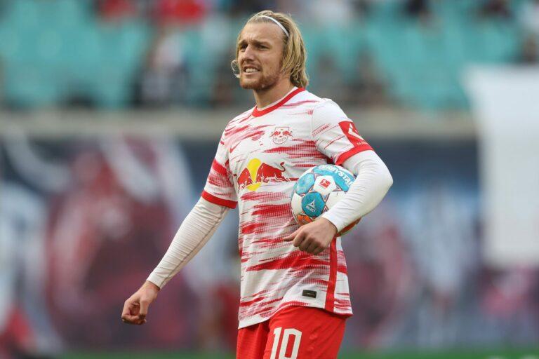Entwarnung bei RB Leipzig: Forsberg mit nach Paris