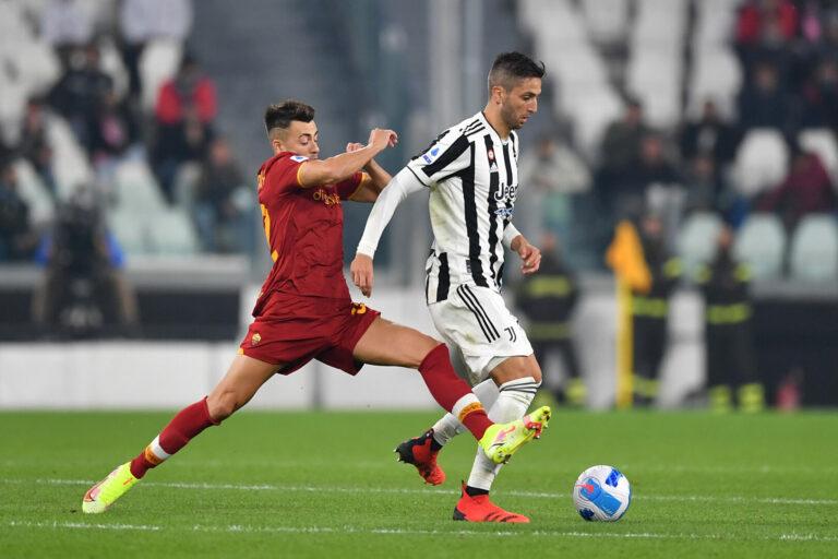 Kurioses Tor und Elfmeter-Glück: Juventus schlägt die Roma