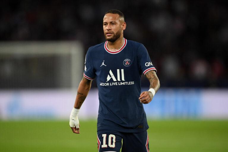 PSG-Star Neymar muss gegen RB Leipzig passen