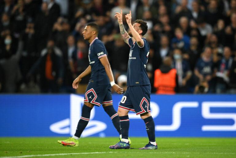 Champions League | Mbappé und Messi crashen RB-Party