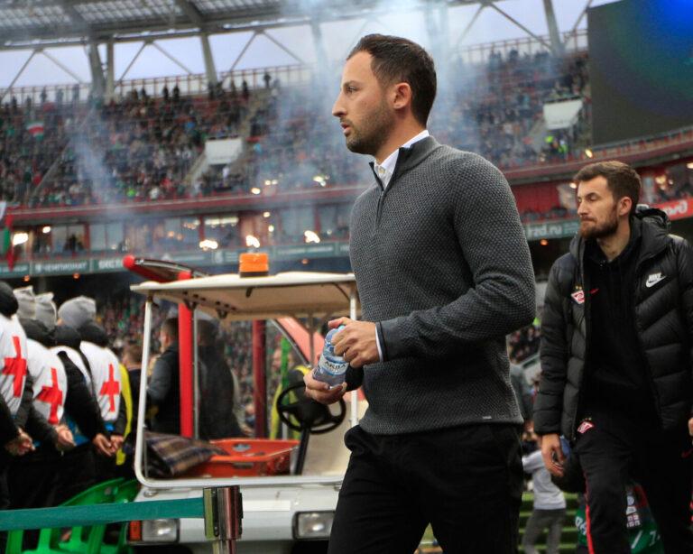 Hertha BSC: Bobic führte Gespräche mit Tedesco