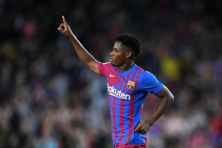 Bestätigt: Ansu Fati verlängert beim FC Barcelona – mit Milliardenklausel!