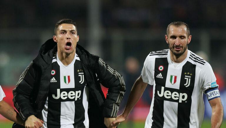Juventus | Chiellini: Ronaldo hätte früher gehen sollen