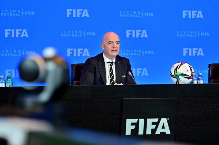 FIFA: Entscheidung über WM-Reform nicht mehr im Jahr 2021
