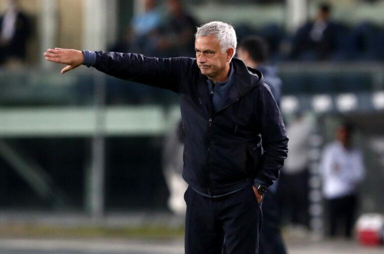 Roma | Mourinho übernimmt Verantwortung für 1:6-Schmach gegen Bodö/Glimt