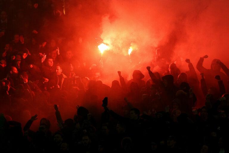 Union-Fans nach Polizei-Einsatz in Rotterdam verletzt – 75 Festnahmen