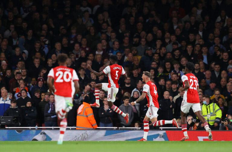 Arsenal siegt nach überzeugendem Auftritt gegen Aston Villa