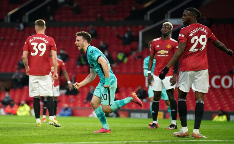Manchester United vs. Liverpool: Zwei Rivalen, unterschiedliche Gemütslagen