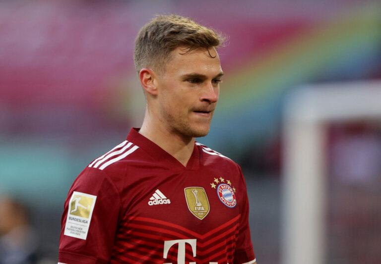 FC Bayern | Das sagt Kimmich zur Impfdiskussion