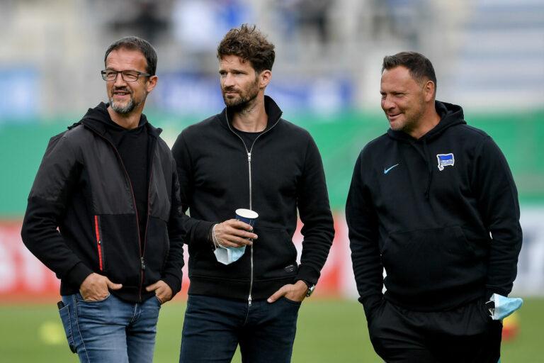 "Hertha BSC | Bobic stärkt Dardai den Rücken: ""Pal hat unser Vertrauen"""