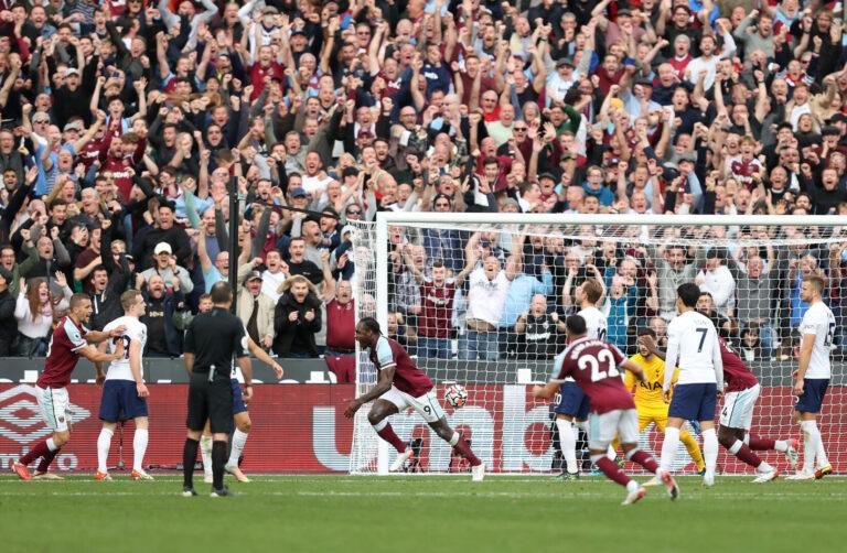 Antonio schneller als Kane: West Ham schlägt Tottenham